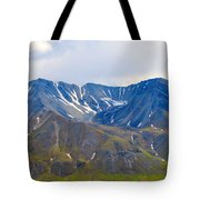Motions Of Earth Tote Bag
