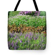 Mounds Of Color Tote Bag