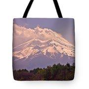 Mount Fuji Tote Bag