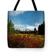Mount Hood Oregon Tote Bag