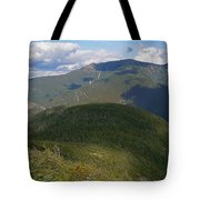 Mount Lafayette From The Kinsman Trail Tote Bag