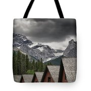 Mount Lougheed Tote Bag