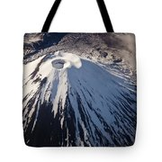 Mount Ngauruhoe Tongariro Np New Zealand Tote Bag by Colin Monteath