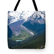 Mount Rainier Xi Tote Bag
