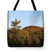 Mount Rockwood Tote Bag