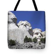 Mount Rushmore National Memorial, South Tote Bag