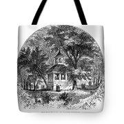 Mount Vernon, 1883 Tote Bag