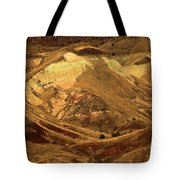Mountain Buds Tote Bag