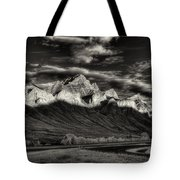 Mountain Canmore Tote Bag