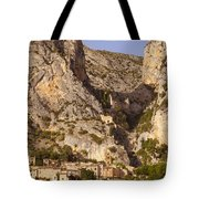 Moustier-sainte-marie Tote Bag by Brian Jannsen