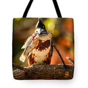 Mouthful Tote Bag