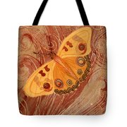 Movement Butterfly Tote Bag