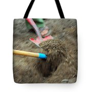 Movement Of The Earth Tote Bag
