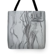 Movement Study Tote Bag
