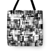 Moveonart Barcoded Tote Bag