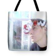 Moveonart Jacoblooking Tote Bag