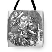 Moving Day, 1870 Tote Bag