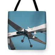 Mq-1 Predator Drone Tote Bag