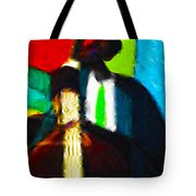 Mr. Bassman Tote Bag