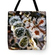 Mr Frost Wants World Peace Tote Bag