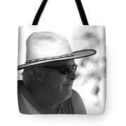 Mr. Joie De Vivre Tote Bag