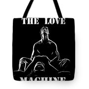 Mr Lover Lover Tote Bag