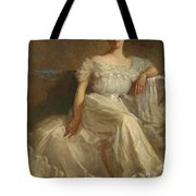 Mrs. Leslie Thayer Green Tote Bag by John Willard Clawson