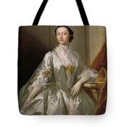 Mrs Wardle Tote Bag