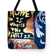 Ms. Marilyn Tote Bag