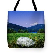Mt Desert Island Maine Tote Bag