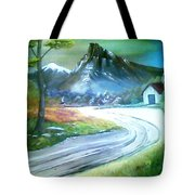 Mt. Of Hope Tote Bag