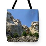 Mt Rushmore Tote Bag