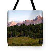 Mt. Sneffles Tote Bag