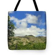Mt St Helens 2 Tote Bag