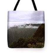 Mt Waialeale Tote Bag