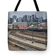 Mta High Point Tote Bag