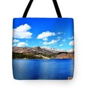 Mtn Lake Bliss Tote Bag