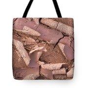 Mud Curls Tote Bag