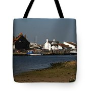 Mudeford Quay Tote Bag