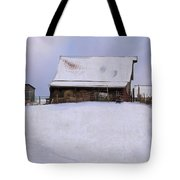 Mueller's Barn Tote Bag