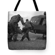 Multinational Medical Personnel Race Tote Bag