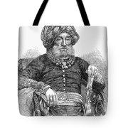 Mummadi Krishnaraja Wadiyar Tote Bag