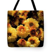 Mums The Word Tote Bag