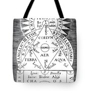 Mundus Archetypus, Archetypal World Tote Bag