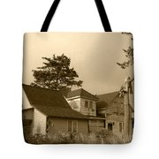 Munsters Or Adams Family Tote Bag by Kym Backland