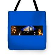 Mural - Night Tote Bag