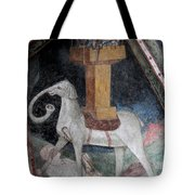 Mural Painting Tote Bag