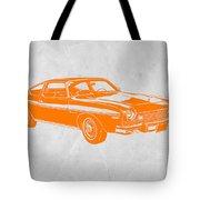 Muscle Car Tote Bag