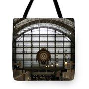 Musee D'orsay's Clock Tote Bag