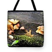 Mushy Chicks Tote Bag